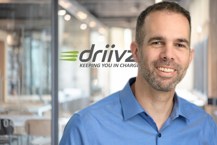 Oren Halevi, Director, Head of Product Management at Driivz